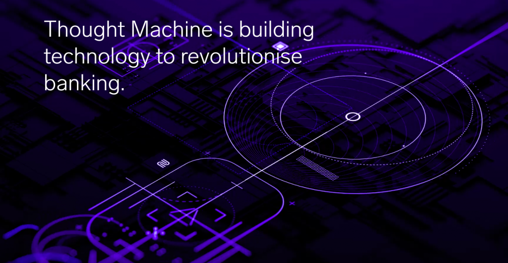 though machine banking revolution
